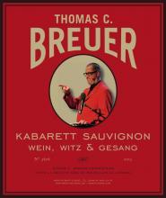 Thomas C. Breuer: Kabarett Sauvignon @ Alte Synagoge |  |  |