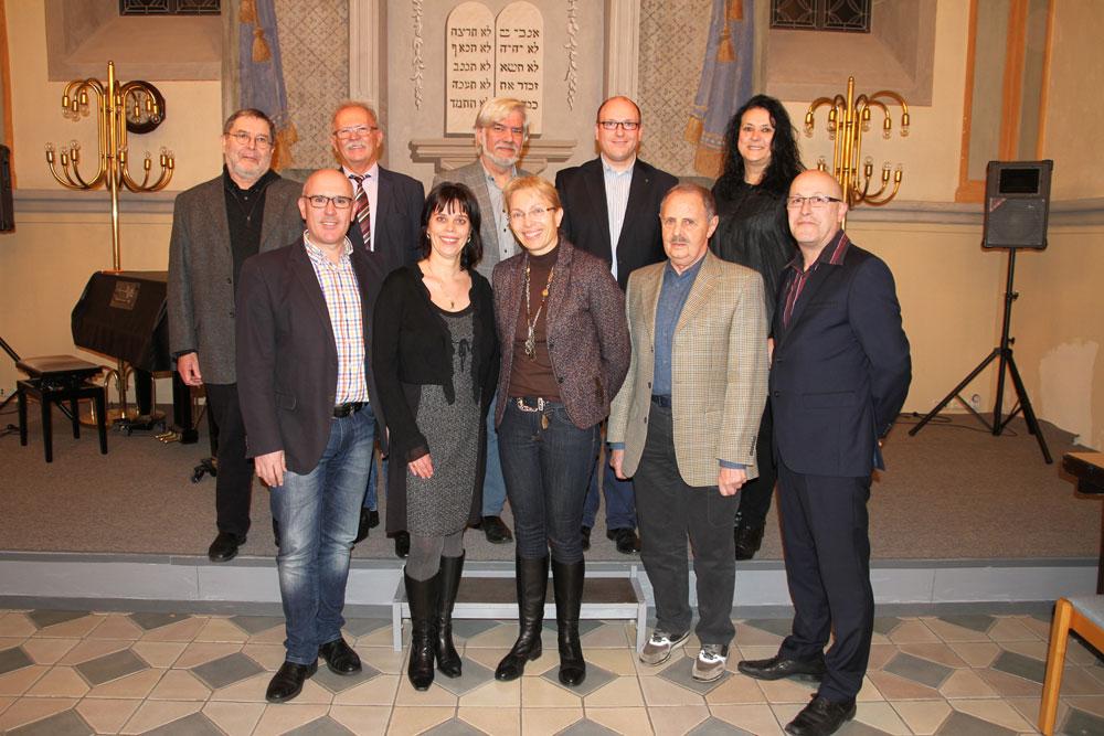 Vorstand Kultur in Schweich