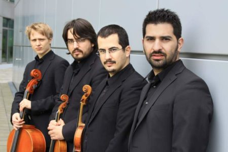 Evenos Quartett