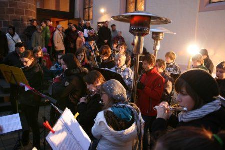 16. und 17. Dezember: Weihnachtsmarkt der Stadtkapelle Schweich @ Vorplatz der ehem. Synagoge Schweich