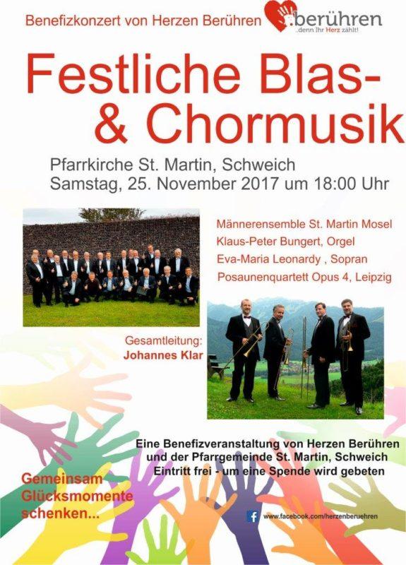 Festliche Blas- & Chormusik