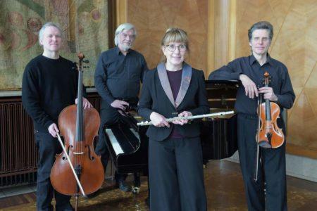 Romantische Kammermusik: Klaviertrios von Mozart,  Gaubert und Brahms @ Synagoge Schweich