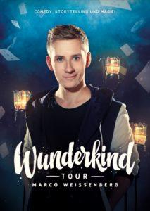 Wunderkind Tour: Marco Weissenberg – Magie Newcomer @ Bürgerzentrum Schweich
