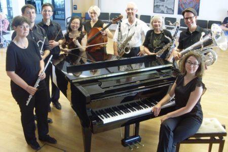 """Unterhaltungskonzert des """"Trierer Kaffeehaus-Orchester"""" @ Alte Synagoge Schweich"""