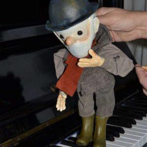 Herr Minkepatt und seine Freunde… Figurentheater für Kinder und Erwachsene @ Ehemalige Synagoge Schweich
