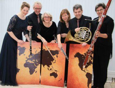 Neujahrskonzert: Ein Lied geht um die Welt @ Ehemalige Synagoge Schweich