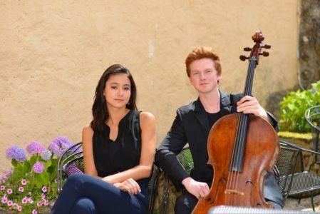 Jugendstil 3 - Benjamin Kruithof, Violoncello & Zala Kravos, Klavier @ Ehemalige Synagoge Schweich