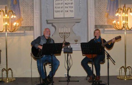 Herbstabend mit Duo UNO @ Ehemalige Synagoge Schweich