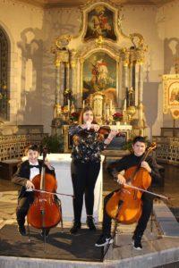 **VERSCHOBEN** 10 Jahre Kultur in Schweich – Weihnachtskonzert @ Synagoge Schweich