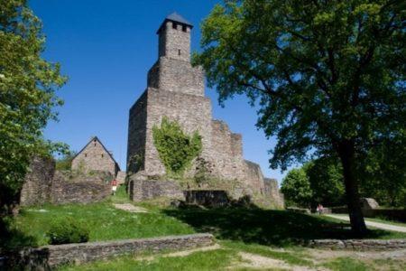 Besuch des Burg- und Hexenmuseums mit anschließender Hexenwanderung rund um die Grimburg