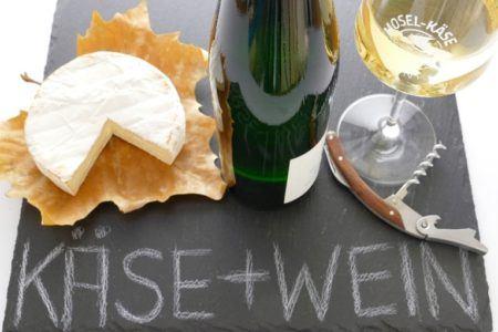 Regionaler Käse trifft regionalen Wein – Musikalisches Käse-Wein-Event @ Alte Synagoge, Schweich