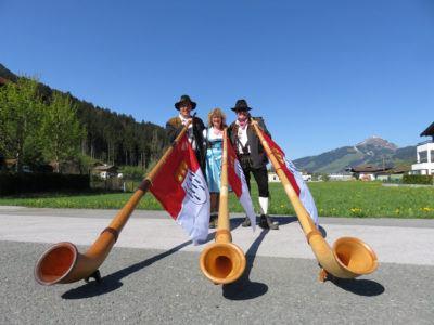 Konzert Mutzbacher Alphornbläser im Meulenwald @ Aussichtsplattform im Meulenwald oberhalb der Heilbrunnenkapelle