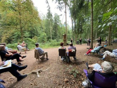 Sommerkonzert vor der Heilbrunnen-Kapelle @ Platz vor der Heilbrunnen-Kapelle im Meulenwald